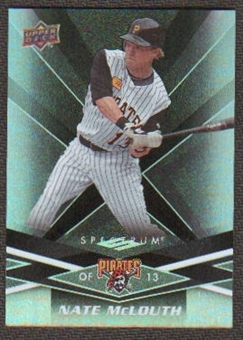 2009 Upper Deck Spectrum Black #77 Nate McLouth /50