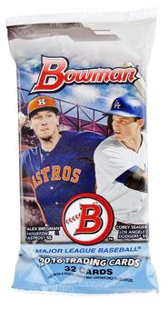 2016 Bowman Baseball Jumbo Pack
