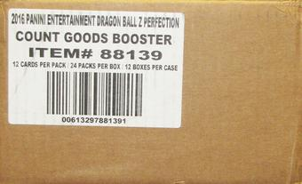 Panini Dragon Ball Z: Perfection Booster 12-Box Case