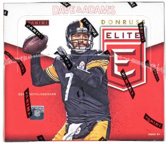 2016 Donruss Elite Football Hobby Box