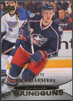 2011/12 Upper Deck #465 Ryan Johansen Rookie Young Gun Exclusives #039/100