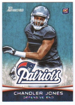 2012 Topps Bowman #126 Chandler Jones