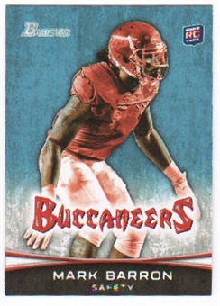 2012 Topps Bowman #143 Mark Barron