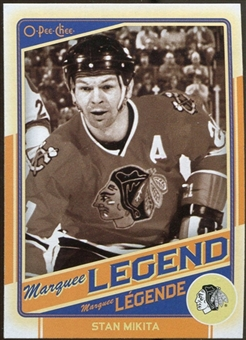 2012/13 Upper Deck O-Pee-Chee #510 Stan Mikita Legend