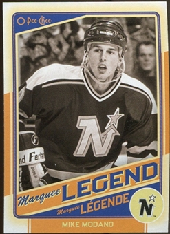 2012/13 Upper Deck O-Pee-Chee #522 Mike Modano Legend