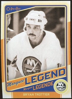 2012/13 Upper Deck O-Pee-Chee #530 Bryan Trottier Legend