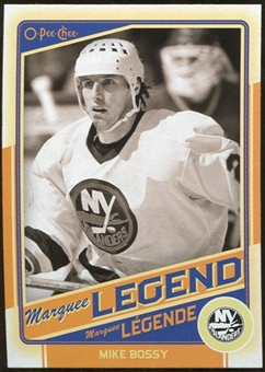 2012/13 Upper Deck O-Pee-Chee #533 Mike Bossy Legend