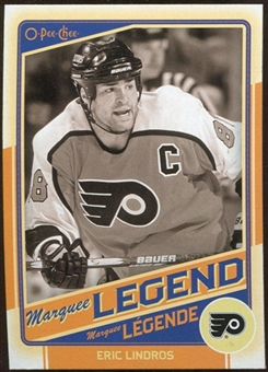 2012/13 Upper Deck O-Pee-Chee #539 Eric Lindros Legend