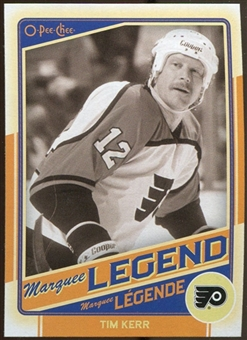 2012/13 Upper Deck O-Pee-Chee #540 Tim Kerr Legend