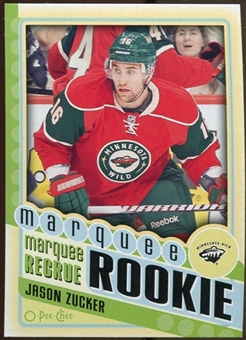 2012/13 Upper Deck O-Pee-Chee #576 Jason Zucker