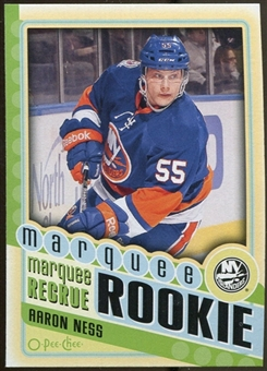 2012/13 Upper Deck O-Pee-Chee #582 Aaron Ness RC
