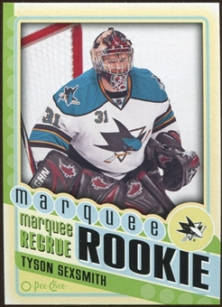 2012/13 Upper Deck O-Pee-Chee #589 Tyson Sexsmith RC