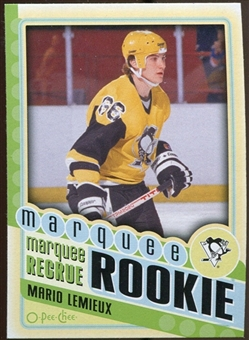 2012/13 Upper Deck O-Pee-Chee #597 Mario Lemieux MR