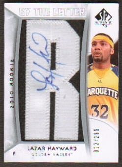 2010/11 Upper Deck SP Authentic #240 Lazar Hayward Autograph /299