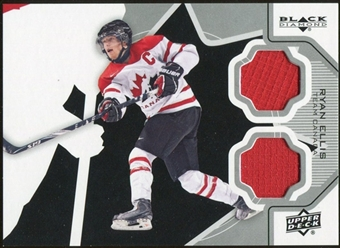 2012/13 Upper Deck Black Diamond Dual Jerseys #TC2RE Ryan Ellis TC E