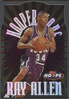 1997/98 Hoops #H4 Ray Allen HOOPerstars
