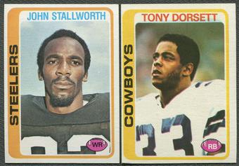 1978 Topps Football Complete Set (EX-MT)