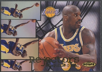 1998/99 Hoops #3 Shaquille O'Neal Rejectors #0149/2500