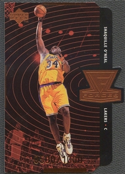 1998/99 Upper Deck #F3 Shaquille O'Neal Forces Bronze #0500/1000