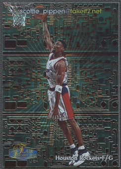 1998/99 Flair Showcase #1 Scottie Pippen takeit2.net #0934/1000