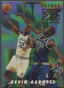 1996/97 Z-Force #ST2 Kevin Garnett Swat Team