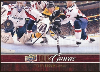 2012/13 Upper Deck Canvas #C8 Tyler Seguin