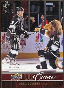 2012/13 Upper Deck Canvas #C37 Drew Doughty