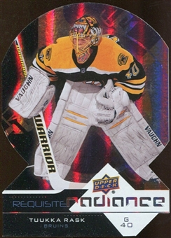 2012/13 Upper Deck Requisite Radiance #RR3 Tuukka Rask