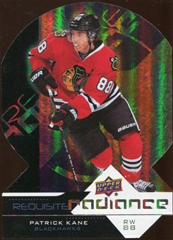 2012/13 Upper Deck Requisite Radiance #RR11 Patrick Kane