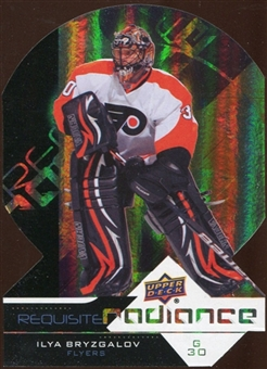 2012/13 Upper Deck Requisite Radiance #RR38 Ilya Bryzgalov