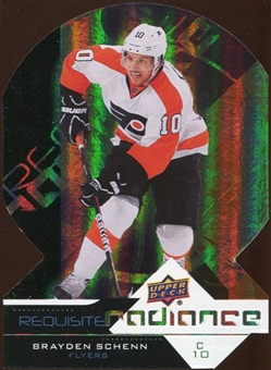 2012/13 Upper Deck Requisite Radiance #RR41 Brayden Schenn