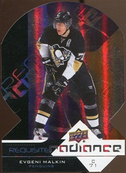 2012/13 Upper Deck Requisite Radiance #RR46 Evgeni Malkin