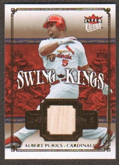 2007 Fleer Ultra Swing Kings Materials #AP Albert Pujols