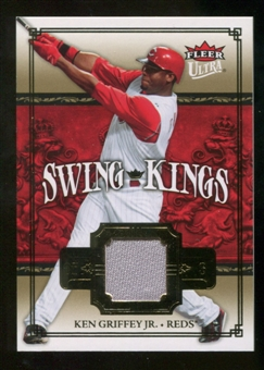 2007 Fleer Ultra Swing Kings Materials #KG Ken Griffey Jr.