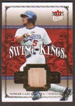 2007 Fleer Ultra Swing Kings Materials #NG Nomar Garciaparra