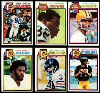 1979 Topps Football Complete Set (NM-MT)