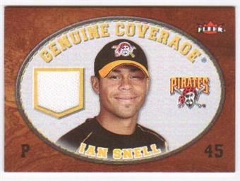 2007 Fleer Genuine Coverage #IS Ian Snell
