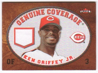 2007 Fleer Genuine Coverage #KG Ken Griffey Jr.