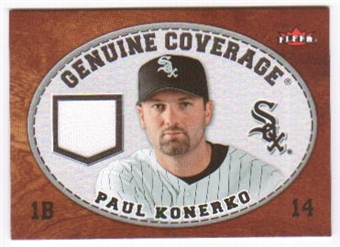 2007 Fleer Genuine Coverage #PK Paul Konerko