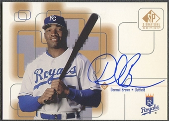 1999 SP Signature #DB Dermal Brown Auto