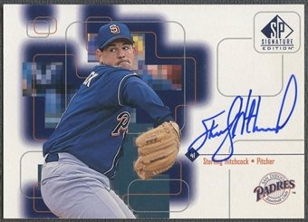 1999 SP Signature #STH Sterling Hitchcock Auto