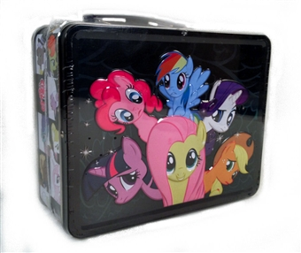 My Little Pony Lunchbox Tin (Enterplay 2013)