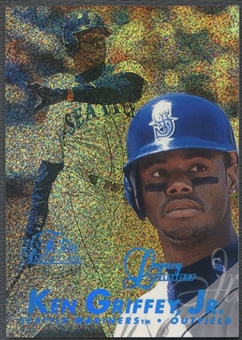 1997 Flair Showcase #24 Ken Griffey Jr. Legacy Collection Row 0 #007/100