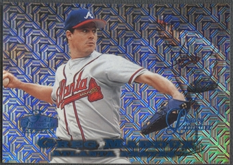 1998 Flair Showcase #13 Greg Maddux Legacy Collection Row 0 #074/100