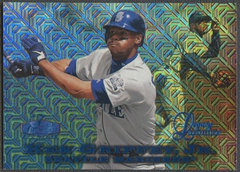 1998 Flair Showcase #1 Ken Griffey Jr. Legacy Collection Row 0 #010/100