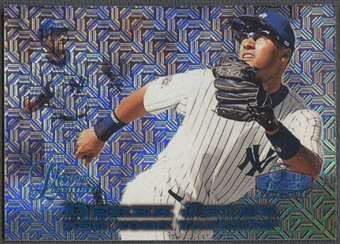 1998 Flair Showcase #14 Derek Jeter Legacy Collection Row 0 #081/100