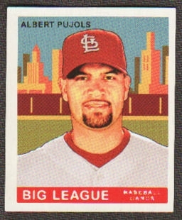 2007 Upper Deck Goudey #233 Albert Pujols SP