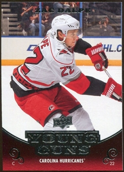2010/11 Upper Deck #212 Zac Dalpe YG RC Young Guns Rookie Card