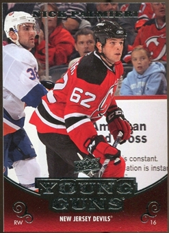 2010/11 Upper Deck #237 Nick Palmieri YG RC Young Guns Rookie Card