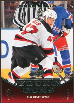 2010/11 Upper Deck #476 Brad Mills YG RC Young Guns Rookie Card